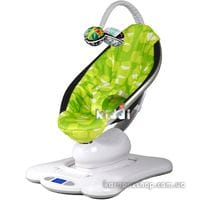 Кресло-качалка 4moms MamaRoo Green Plush aniotek