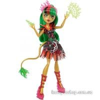 Кукла Monster High Джинафаер Лонг (Jinafire) из серии Freak du Chic Монстр Хай