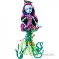 Кукла Monster High Поси Риф (Posea Reef) из серии Great Scarrier Reef Монстр Хай