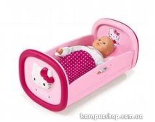 Колыбель для куклы Hello Kitty Smoby 24267