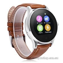 Умные часы Lemfo K88H Strong Brown Smart Watch IPS матрица