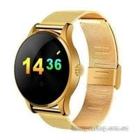 Умные часы Lemfo K88H Gold Smart Watch IPS матрица