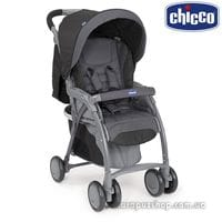 Прогулочная коляска Chicco Simplicity Plus Top (Anthracite)